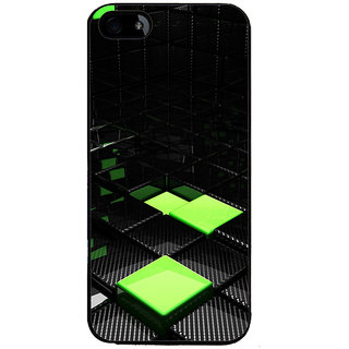 Ayaashii 3D Floor Back Case Cover for Apple iPhone 5::Apple iPhone 5S