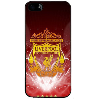 Ayaashii Liverpool Football Back Case Cover for Apple iPhone 5::Apple iPhone 5S