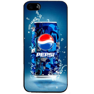Ayaashii Pepssi Can Back Case Cover for Apple iPhone 5::Apple iPhone 5S