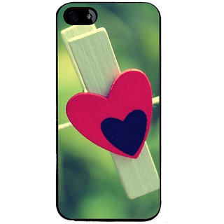 Ayaashii Love Clip Back Case Cover for Apple iPhone 5::Apple iPhone 5S