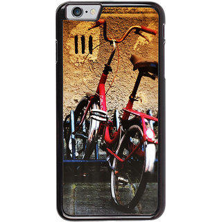 Ayaashii Baby Cycle Back Case Cover for Apple iPhone 6