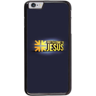 Ayaashii Gotta Come To Jesus Back Case Cover for Apple iPhone 6S