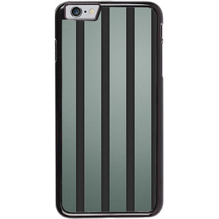 Ayaashii Lines Pattern Back Case Cover for Apple iPhone 6S