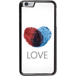 Ayaashii Love Back Case Cover for Apple iPhone 6S