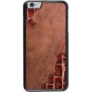 Ayaashii Rock Pattern Back Case Cover for Apple iPhone 6S