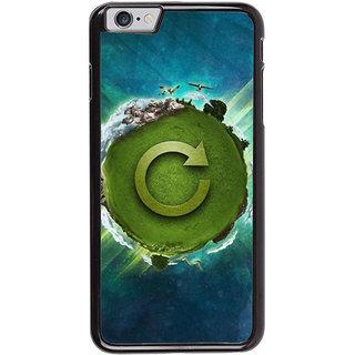 Ayaashii Reload Symbol Back Case Cover for Apple iPhone 6S