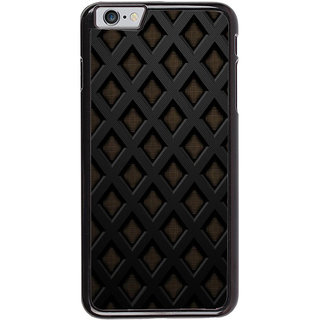Ayaashii Grill Pattern Back Case Cover for Apple iPhone 6S