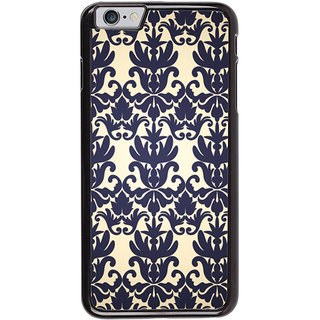 Ayaashii Floral Design Pattern Back Case Cover for Apple iPhone 6S