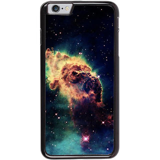 Ayaashii Space Pattern Back Case Cover for Apple iPhone 6S