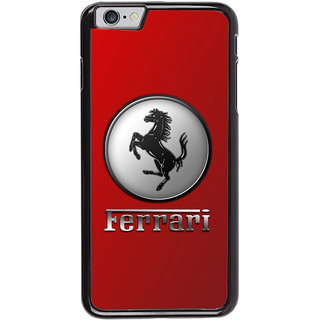 Ayaashii Ferari Symbol Back Case Cover for Apple iPhone 6S