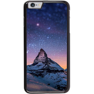 Ayaashii Snow Mountain Back Case Cover for Apple iPhone 6S