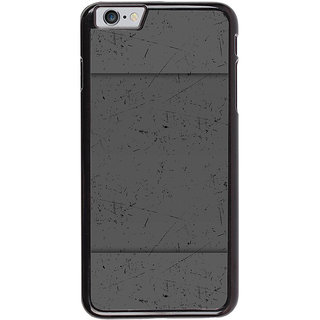 Ayaashii Checker Pattern Back Case Cover for Apple iPhone 6S