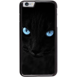 Ayaashii Black Billy Back Case Cover for Apple iPhone 6S