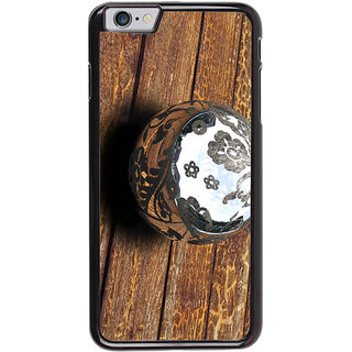 Ayaashii Iron Ball With Design Back Case Cover for Apple iPhone 6
