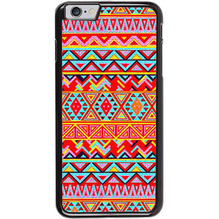 Ayaashii Azetec Pattern Back Case Cover for Apple iPhone 6S