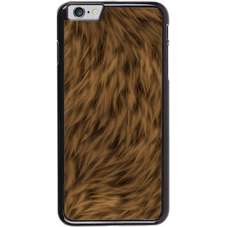 Ayaashii Hair Layer  Back Case Cover for Apple iPhone 6S