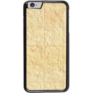 Ayaashii Square Cuts Marbels Back Case Cover for Apple iPhone 6