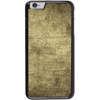 Ayaashii Old Faded Wood Back Case Cover for Apple iPhone 6S