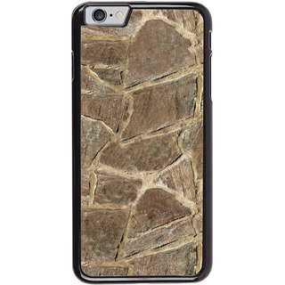 Ayaashii Marble Pieces Back Case Cover for Apple iPhone 6S