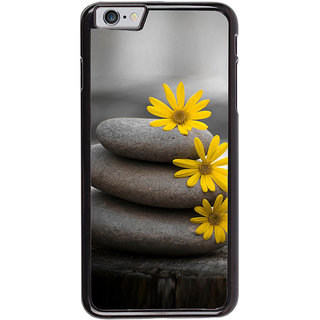 Ayaashii Three Stones Back Case Cover for Apple iPhone 6S