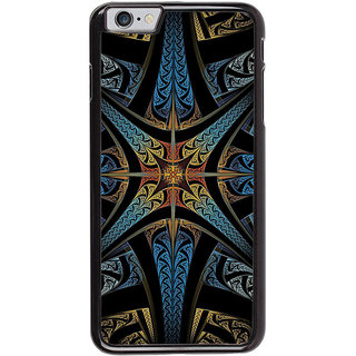 Ayaashii Star Abstract Back Case Cover for Apple iPhone 6