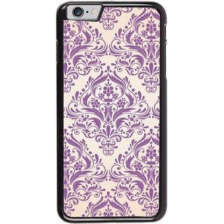 Ayaashii Rangoli Pattern Back Case Cover for Apple iPhone 6