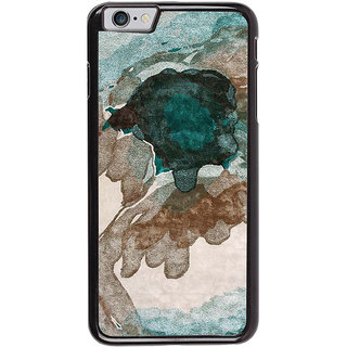 Ayaashii Color Spread Back Case Cover for Apple iPhone 6S