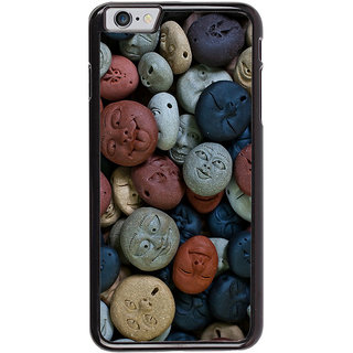 Ayaashii Stones Pattern Back Case Cover for Apple iPhone 6S