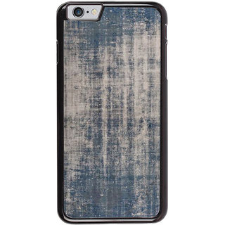 Ayaashii Faded Jeans Cloth Back Case Cover for Apple iPhone 6S