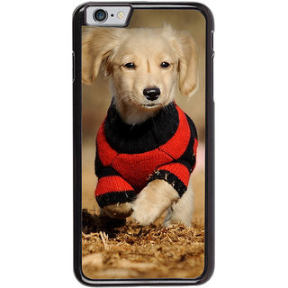 Ayaashii Cute Pet Dog Back Case Cover for Apple iPhone 6