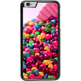 Ayaashii Colorful Stones Back Case Cover for Apple iPhone 6S