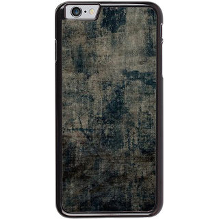 Ayaashii Faded Jeans Cloth Back Case Cover for Apple iPhone 6