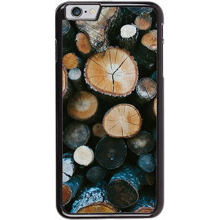 Ayaashii Tree Cut Pieces Back Case Cover for Apple iPhone 6