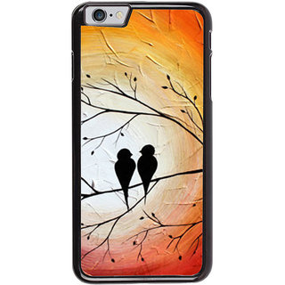 Ayaashii Two Birds On A Tree Back Case Cover for Apple iPhone 6