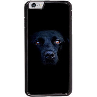 Ayaashii Innocent Dog Face Back Case Cover for Apple iPhone 6