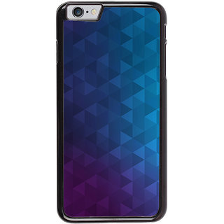 Ayaashii Animate Diamon Pattern Back Case Cover for Apple iPhone 6