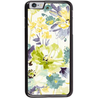 Ayaashii Floral Pattern Back Case Cover for Apple iPhone 6