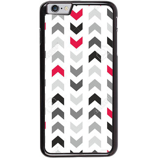 Ayaashii Arrow Pattern Back Case Cover for Apple iPhone 6