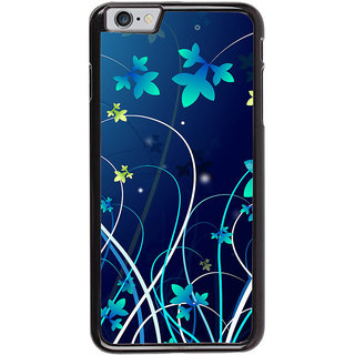 Ayaashii Animated Flower  Back Case Cover for Apple iPhone 6