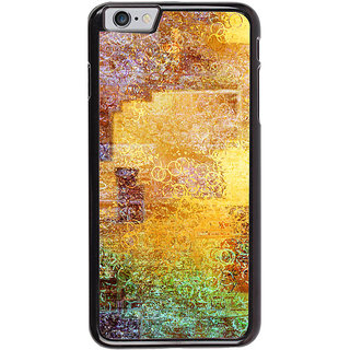 Ayaashii Shade Circle Pattern Back Case Cover for Apple iPhone 6