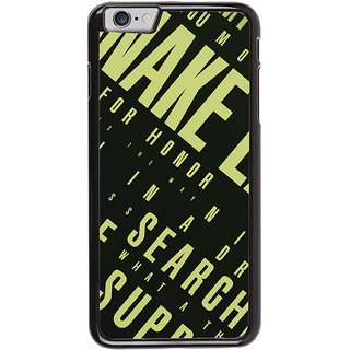 Ayaashii Snake Back Case Cover for Apple iPhone 6