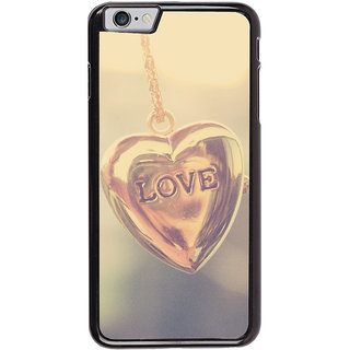 Ayaashii Love Pendent Back Case Cover for Apple iPhone 6