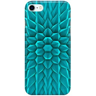 Dreambolic Spiked-Skin-Snake. Back Cover for Apple iPhone 7
