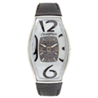 Chronotech Rectangle Dial Black Analog Watch For Women-Ct7932L12