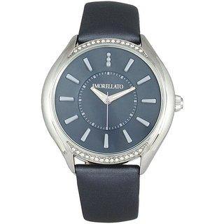 Morellato Round Dial Blue Analog Watch For Women-R0151104505