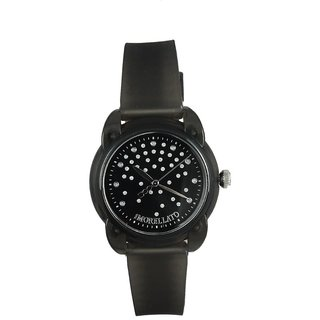 Morellato Round Dial Black Analog Watch For Women-R0151101501