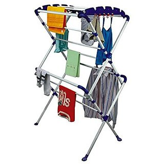 S4d Cloth Dry Stand SUMO ( Blue White )