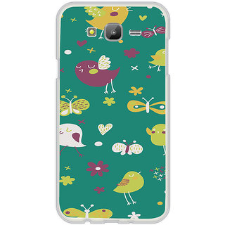 ifasho Animated Pattern birds and butterfly Back Case Cover for Samsung Galaxy On 7Pro