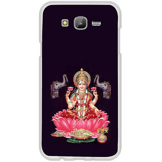 ifasho Lord Laxmi Back Case Cover for Samsung Galaxy On 7Pro