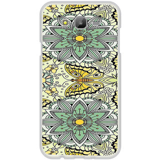 ifasho Animated Pattern colrful flower and butterfly Back Case Cover for Samsung Galaxy On 7Pro